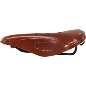Brooks B17 Narrow Classic Selle en cuir de maïs, honey
